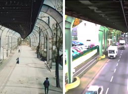 'Flying' Train Footage From 1902 and 2015 Show Germany's Drastic Change
