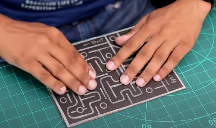 arduino maze design