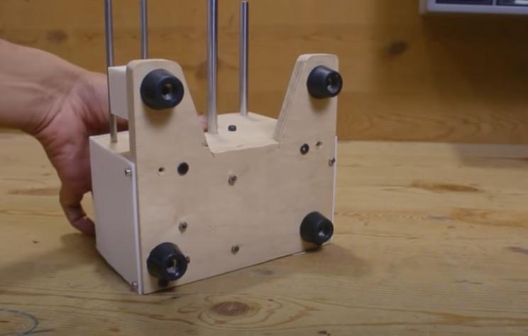 arduino label dispenser rubber feet