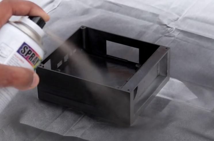 tiny pc 3D print paint
