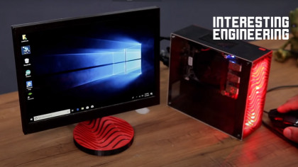 How to Build the Smallest Gaming PC in the World