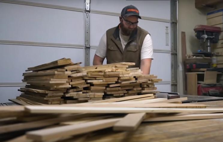 scrap wood guitar wood