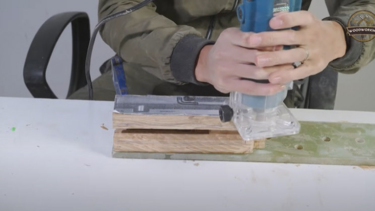 diy wooden sniper rifle scope route