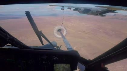 Watch This Pilot Refuel Air Force Pave Hawk in Midair Skillfully