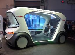 Bosch's Autonomous IoT Shuttle: a Vision for the Future of Mobility
