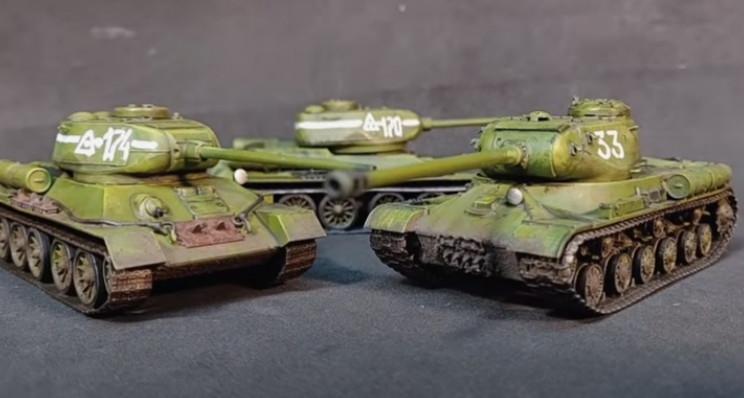 diy t-34 complete