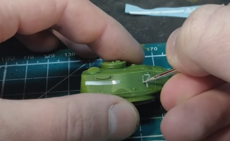 diy t-34 decals
