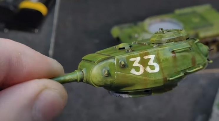 diy t-34 streaks1
