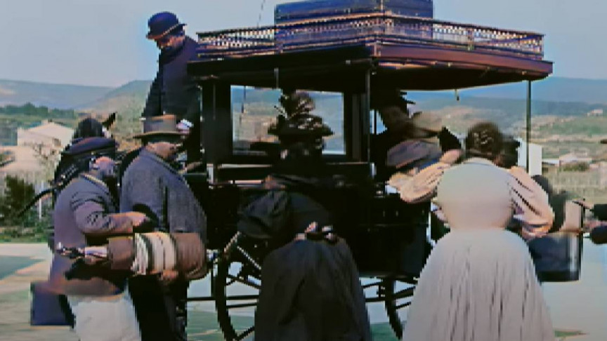 Go Back in Time With This Footage From 1895 Rendered in 4K