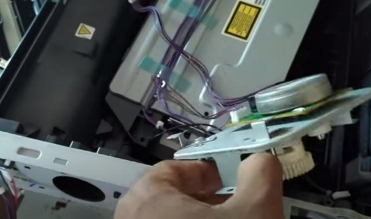 diy wind turbine stepper motor