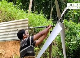 How to Turn Scrap Metal into a Working Wind Turbine