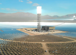 Here's How Concentrated Solar Power Could Solve Our Energy Problems