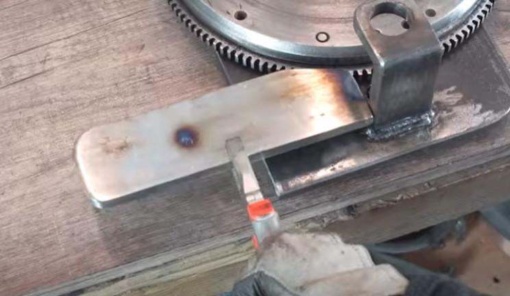 diy metal bender guide plate