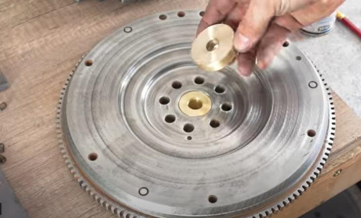 diy metal bender brass flanges