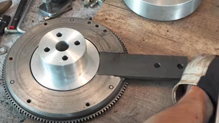 diy metal bending machine bar and gear