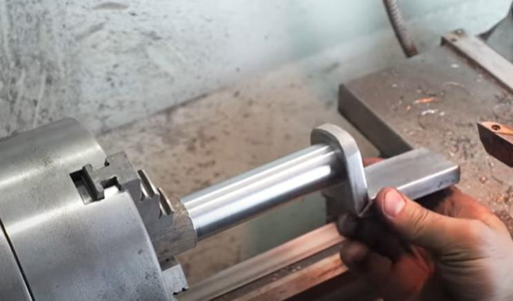 diy metal bender shaft