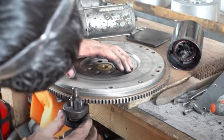 diy metal bender smaller gears