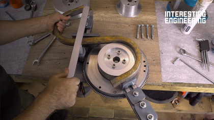 Making a Robust Metal Bending Machine From 100% Recycled Metal