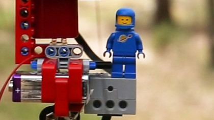 Impress Your Friends by Learning How to Make a Lego Man Fly