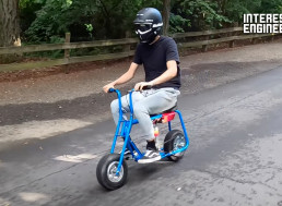 How to Build a DIY Electric Mini-Bike of Your Own