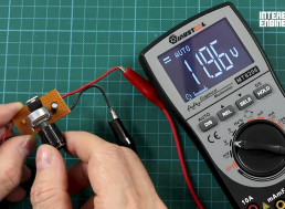 Making a Simple Voltage Regulator with the LM317