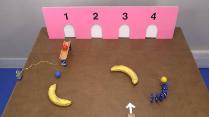 These Rube Goldberg Mechanisms Will Keep You Guessing as to Where the Ball Goes Next