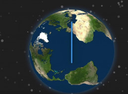 This Is the Longest Straight Line You Can Sail Without Touching Land
