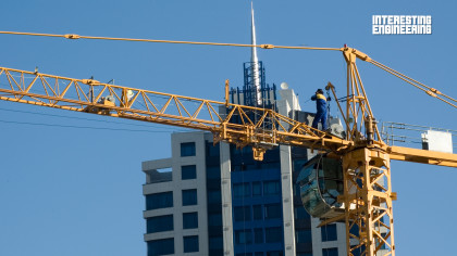 The Construction and Use of Tower Cranes