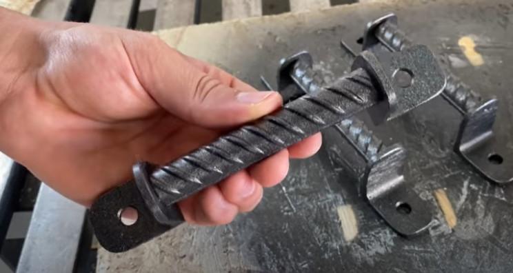 diy workbench handles