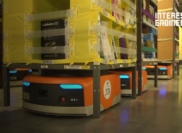 Robots That Make Warehouse Work Safe and Efficient