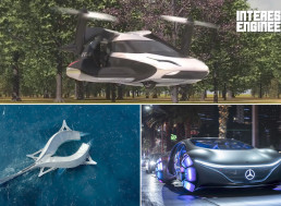 What the Future of Transportation Will Look Like