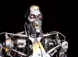 It Took 4 Years for This All-Metal T-800 Terminator Endoskeleton to Be Built