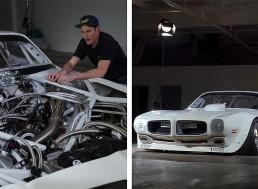 Amateur Guy Builds 1000 Hp Custom Pontiac Trans Am in His Garage