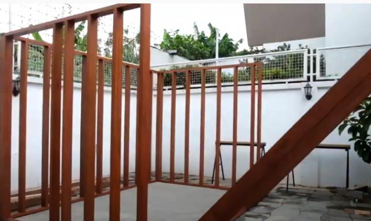 diy garden shed frame complete
