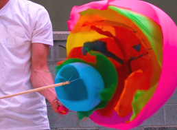 What Happens When You Pop a Balloon Inside a Balloon Inside a Balloon