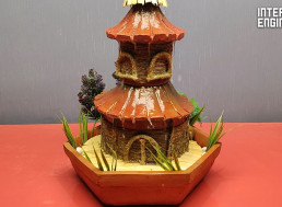 Make Your Own Hut Fountain With This Simple Guide