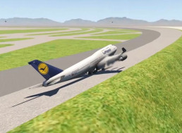 Circular Runway Concept for Planes is a Terrible Idea, This Video Shows Why