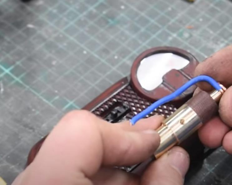 diy dosimeter fake battery