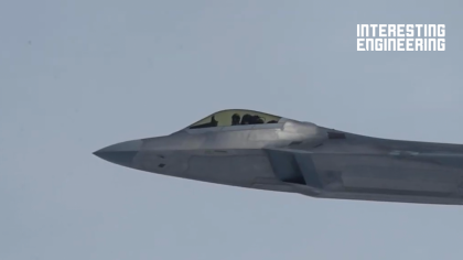 The Engineering Behind the F-22 Raptor, a $335 Million Dollar Stealth Machine