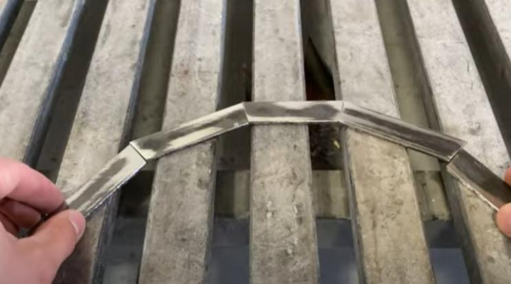 diy garden hose holder metal arches
