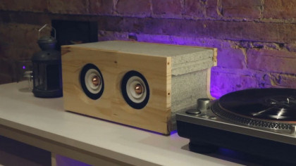 Now You Can Actually Create a Bluetooth Speaker at Home