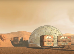 Could Humans Survive Life on Mars? Watch This Video and Find Out