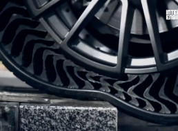 Futuristic Tires That Are Nearly Indestructible
