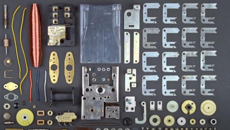 timer relay breakdown sort parts