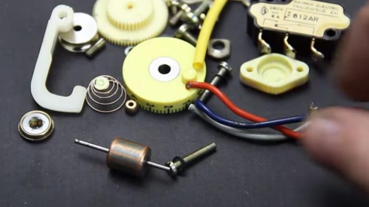 relay timer inner gubbins