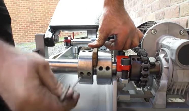 diy electrical pipe bender add pipe