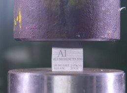 YouTubers Crush 15 Metals Using Hydraulic Press To Find the Strongest