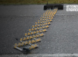 Watch Ingenious Car-Stopping Systems in Action
