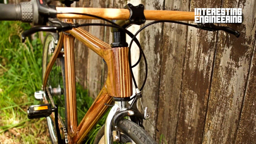 Time For Some Woodworking: How to Build A DIY Wooden Framed Bike