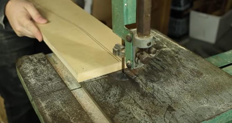 diy wooden bike stays mold